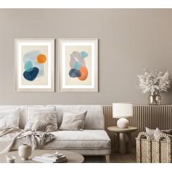Obraz colorful forms No.2