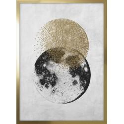 Obraz cień księżyca