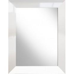Lustro MILANO białe połysk
