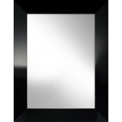 lustro factory czarne połysk