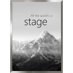 Obraz ALL THE WORLD'S A STAGE