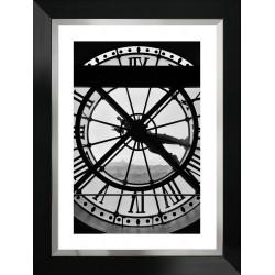 Obraz tarcza zegarowa