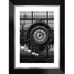 Obraz stylowy zegar