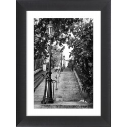 Obraz schody w mieście