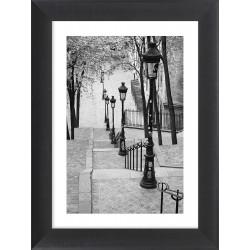Obraz romantyczne schody w...