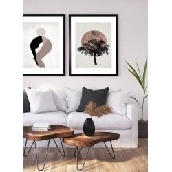 Obraz drzewo zen