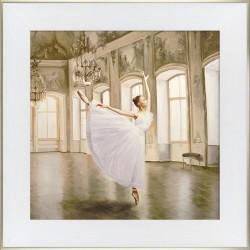 Obraz baletnica tańcząca II