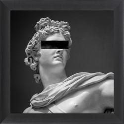 Obraz grecki bóg piękna Apollo