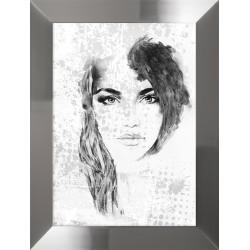 Obraz watercolor woman II
