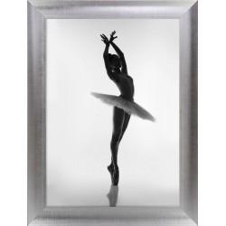 Obraz baletnica we mgle II
