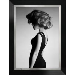 Obraz elegancka kobieta w...
