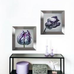 Obraz fioletowy tulipan I