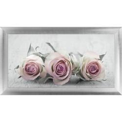Obraz trzy różowe róże