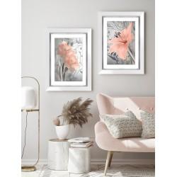 Obraz pink lily