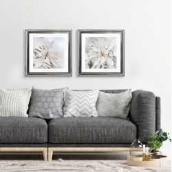Obraz white magnolia flowers II