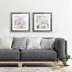 Obraz white magnolia flowers I