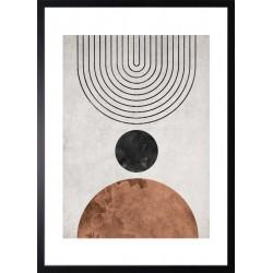 obraz abstrakcyjne zen