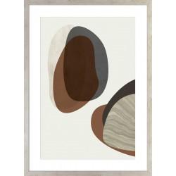 obraz oval stones
