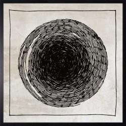obraz liniowe okręgi