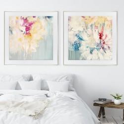 Obraz floral abstraction I