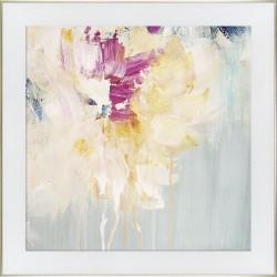 obraz abstrakcyjny floral