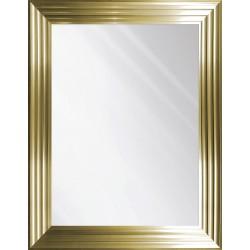 lustro malaga złote połysk