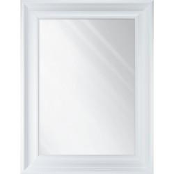 lustro verona białe mat