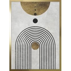 abstrakcja kształtów