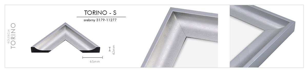 torino srebrny